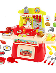 Недорогие -beiens Детская техника Кулинария LED освещение Звук ABS Девочки Игрушки Подарок 22 pcs