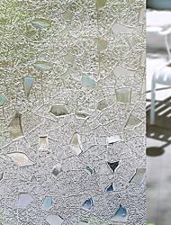 cheap -Contemporary Window Sticker Dining Room / Bedroom / Office PVC / Vinyl