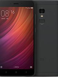 Недорогие -Xiaomi Redmi Note 4 Global Version 5.5 дюймовый / 5.1-5.5 дюймовый дюймовый 4G смартфоны (4GB + 64Гб 13 mp Qualcomm Snapdragon 625 4100 mAh мАч) / 1920*1080 / Да / Octa Core / FDD (B1 2100MHz)