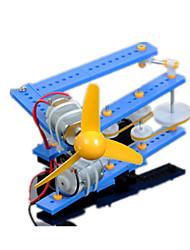 cheap -Crab Kingdom Solar Powered Toy Model Building Kit Car Creative Novelty DIY Plastic Metal Boys' Girls' Toy Gift