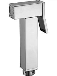 abordables -ChromeToilet Jet de bidet tenu dans la main Autonettoyant Moderne