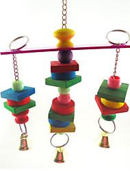 cheap -Bird Toys Wood