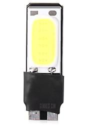 cheap -1 Piece T10 Car Light Bulbs 6W COB 420lm LED Exterior Lights