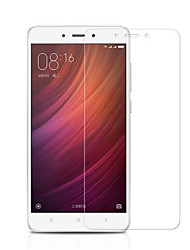 cheap -XiaomiScreen ProtectorXiaomi Redmi Note 4 High Definition (HD) Front Screen Protector 1 pc Tempered Glass