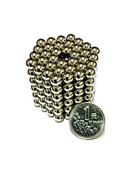 cheap -216 pcs 6mm Magnet Toy Magnetic Balls Building Blocks Super Strong Rare-Earth Magnets Neodymium Magnet Puzzle Cube Magnet Kid's / Adults' Boys' Girls' Toy Gift