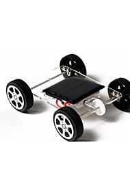 Недорогие -Игрушки на солнечной батарейке Автомобиль Солнечная батарея Оригинальные Электрический пластик Металл Мальчики Игрушки Подарок