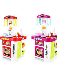 Недорогие -beiens Детская техника Кулинария LED освещение Звук ABS Детские Девочки Игрушки Подарок 33 pcs