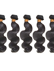 cheap -Human Hair Remy Weaves Body Wave Brazilian Hair 500 g More Than One Year