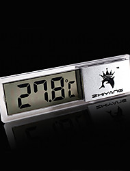 cheap -Aquarium Thermometers Energy Saving Transparent