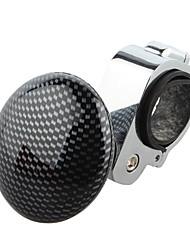 Недорогие -ziqiao удобный и легкий алюминиевый сплав усилитель руля автомобиля рулевое колесо автомобиля ручка-спиннер универсальный