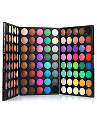 cheap -120 Colors Eyeshadow Eyeshadow Palette Powders Eye Matte Shimmer Glitter Shine smoky Daily Makeup Cosmetic Gift