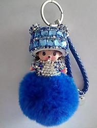 cheap -Balls Keychain Key Chain Diamond Lovely Crystal 1 pcs Cartoon Kid's Boys' Toy Gift