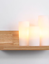 cheap -Ecolight™ Country Wall Lamps & Sconces Wood / Bamboo Wall Light 110-120V / 220-240V 60W