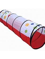 cheap -Pretend Play Novelty & Gag Toys Toys Novelty Circular Nylon Red