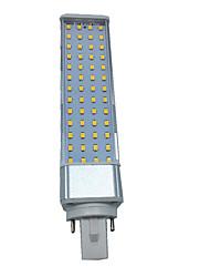 Недорогие -10 W Двухштырьковые LED лампы 1000-1100 lm G23 G24 E26 / E27 T 55 Светодиодные бусины SMD 2835 Декоративная Тёплый белый Холодный белый 100-240 V 220-240 V 110-130 V / 1 шт. / RoHs