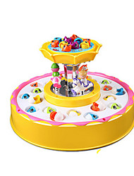 cheap -Fishing Toy Penguin Fish Horse Creative Novelty Electric Kid's Toys Gifts