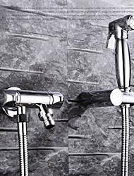 cheap -Vintage Hand Shower Chrome Feature - Eco-friendly, Shower Head