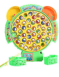 cheap -Fishing Toy ABS Professional Electric Kid's Adults' Boys' Girls' Toys Gifts