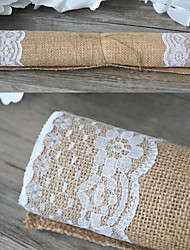 cheap -Material / Jute Table Center Pieces - Non-personalized Table Runners / Others / Tables Flower 1 pcs All Seasons