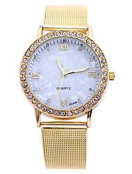 cheap -Sport Watch Quartz Gold Analog Gold