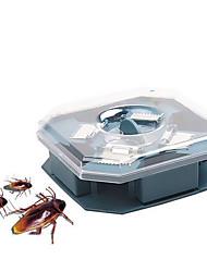 Недорогие -безопасным, эффективным против тараканов ловушки убийцы плюс большой отпугиватель не загрязнять нет электрического нет яда