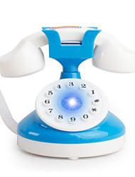 Недорогие -Игрушечные телефоны Ролевые игры Оригинальные пластик Металл Игрушки Подарок 1 pcs