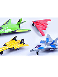 cheap -Toy Car Vehicle Playset Police car Fighter Aircraft Classic & Timeless Chic & Modern Boys' Girls' Toy Gift / Metal