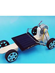 Недорогие -Игрушки на солнечной батарейке Автомобиль Солнечная батарея Творчество Оригинальные Металлические пластик Детские Девочки Игрушки Подарок