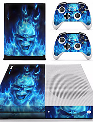 cheap -B-SKIN XBOX ONE  S PS / 2 Sticker For Xbox One S ,  Novelty Sticker PVC 1 pcs unit