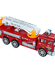 cheap -Fire Engine Vehicle Truck Fire Engine Classic & Timeless Chic & Modern Boys' Girls' Toy Gift / Metal