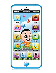 cheap -Educational Toy Toy Phones Toys Novelty Simulation Kid's Pieces