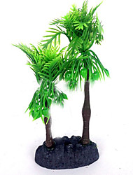 cheap -Aquarium Decoration Flower / Waterplant Non-toxic & Tasteless Plastic