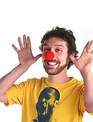 Недорогие -красная пена клоун носы Цирк партия Хэллоуин костюм