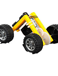 cheap -Remote Control RC Building Block Kit Toy Car Solar Powered Toy Car Remote Control / RC Creative DIY Plastic Metal Boys' Toy Gift
