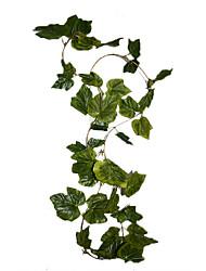 Недорогие -Шелк Пастораль Стиль Лоза Цветы на стену Лоза 1