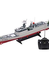 Недорогие -Лодка на радиоуправлении 3831A 2ch каналы КМ / Ч