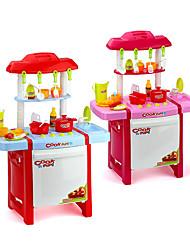 Недорогие -beiens Детская техника Кулинария LED освещение Звук ABS Детские Девочки Игрушки Подарок 21 pcs