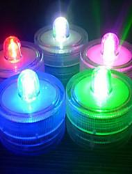 Недорогие -Аквариум Свет LED подсветка Свет аквариума Разные цвета Нетоксично и без вкуса пластик 1 W 12 V