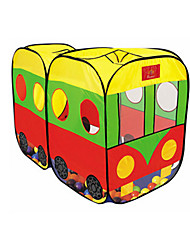 cheap -Play Tent & Tunnel Playhouse Tent Pretend Play Foldable Convenient Novelty Polyester Nylon Indoor Outdoor Spring Summer Fall 8 to 13 Years 14 Years & Up Boys' Girls' Pop Up Indoor/Outdoor Playhouse