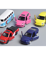cheap -Toy Car Vehicle Playset Race Car Police car Car Classic & Timeless Chic & Modern Boys' Girls' Toy Gift / Metal