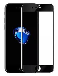 Недорогие -asling экран протектор яблоко для iphone 7 плюс закаленное стекло 1 шт полный экран протектор экрана ультра тонкий 9h твердость высокой четкости (hd)