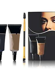 abordables -Crayons à Sourcils Baume Maquillage Œil Humide Etanche Longue Durée Naturel Cosmétique Accessoires de Toilettage