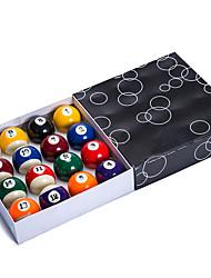 cheap -One-piece Cue / Two-piece Cue / Three-quarter Two-piece Cue Billiard Balls Pool Aluminum / Wood / Aluminum Alloy