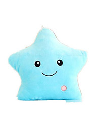 cheap -Star LED Lighting Stuffed Animal Plush Toy Cute Creative Glow in the Dark Chic & Modern Plush Toy Gift / Fluorescent