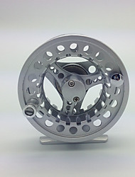 cheap -Fishing Reel Fly Reel 1:1 Gear Ratio+3 Ball Bearings Right-handed General Fishing - ZY1000