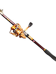 cheap -Fishing Rod Telespin Rod 210 cm Telescopic Extra Heavy (XH) General Fishing