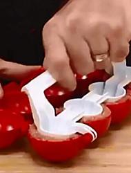 voordelige -Muovi DIY Mold Creative Kitchen Gadget Keukengerei Hulpmiddelen voor Vlees