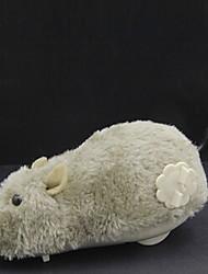 Недорогие -Плюшевые игрушки Игровая мышь Интерактивная игрушка Игрушка для мышей и животных Кошка Животные Игрушки Мышь пластик Подарок