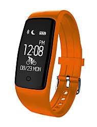 Недорогие -YYS1 Женский Умный браслет Android iOS Bluetooth Спорт Пульсомер Сенсорный экран Израсходовано калорий Длительное время ожидания / Датчик для отслеживания активности / Датчик для отслеживания сна
