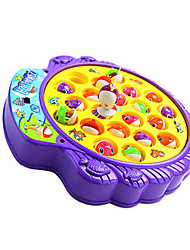 cheap -Fishing Toy ABS Duck Fish Novelty Electric Kid's Toys Gifts